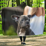 Custom Hooded Blanket - frenchie Shop