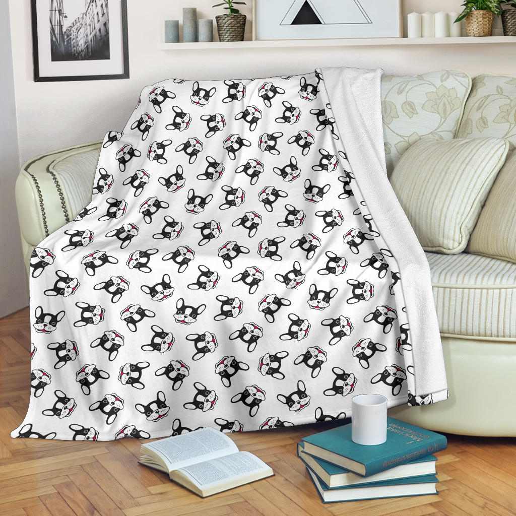 Ace French Bulldog Blanket - Frenchie Bulldog Shop