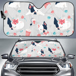 Lucy - Auto Sun Shades - Frenchie Bulldog Shop