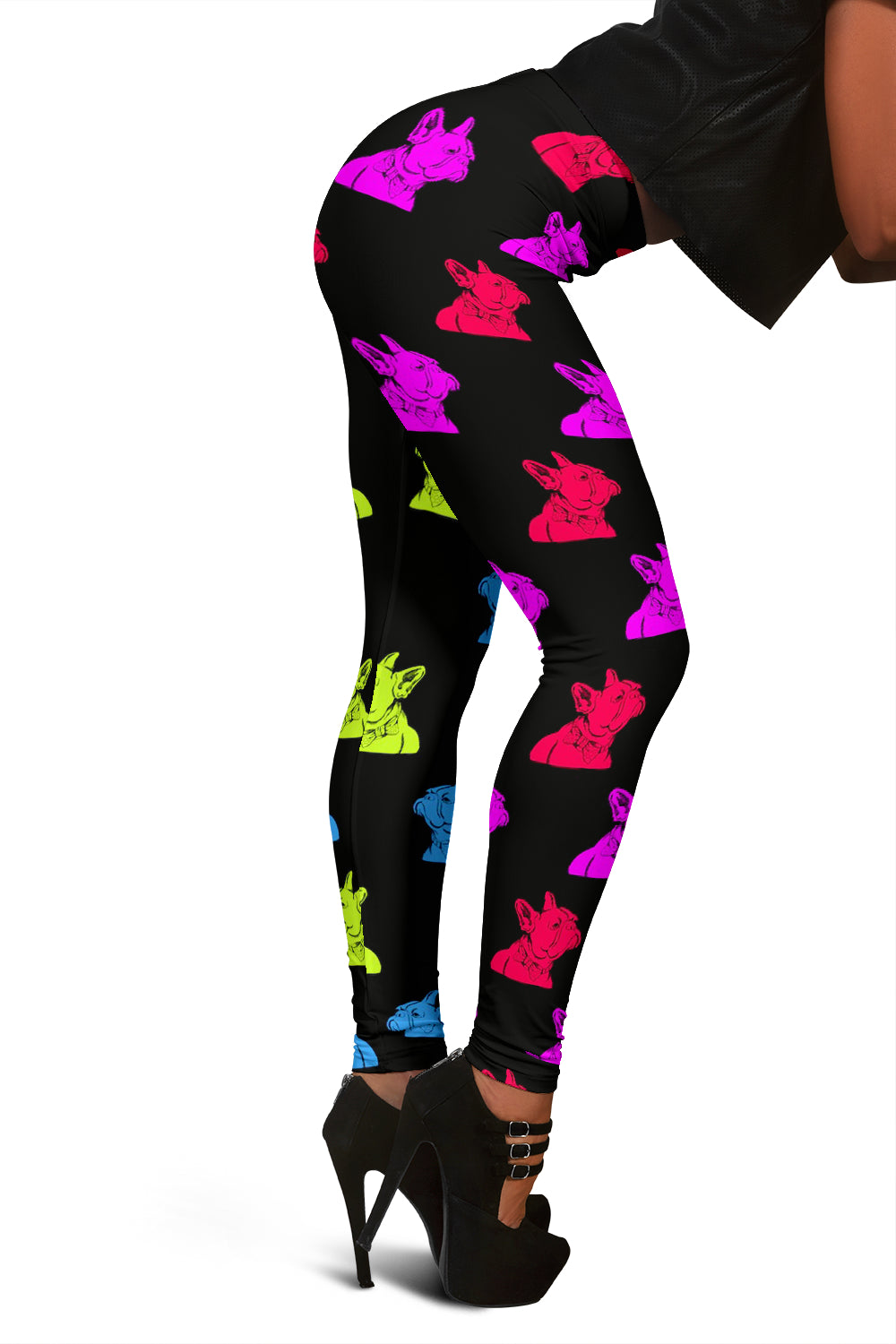 Ruby - Leggings - Frenchie Bulldog Shop