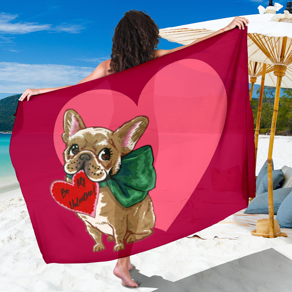 Cooper - Sarong - Frenchie Bulldog Shop
