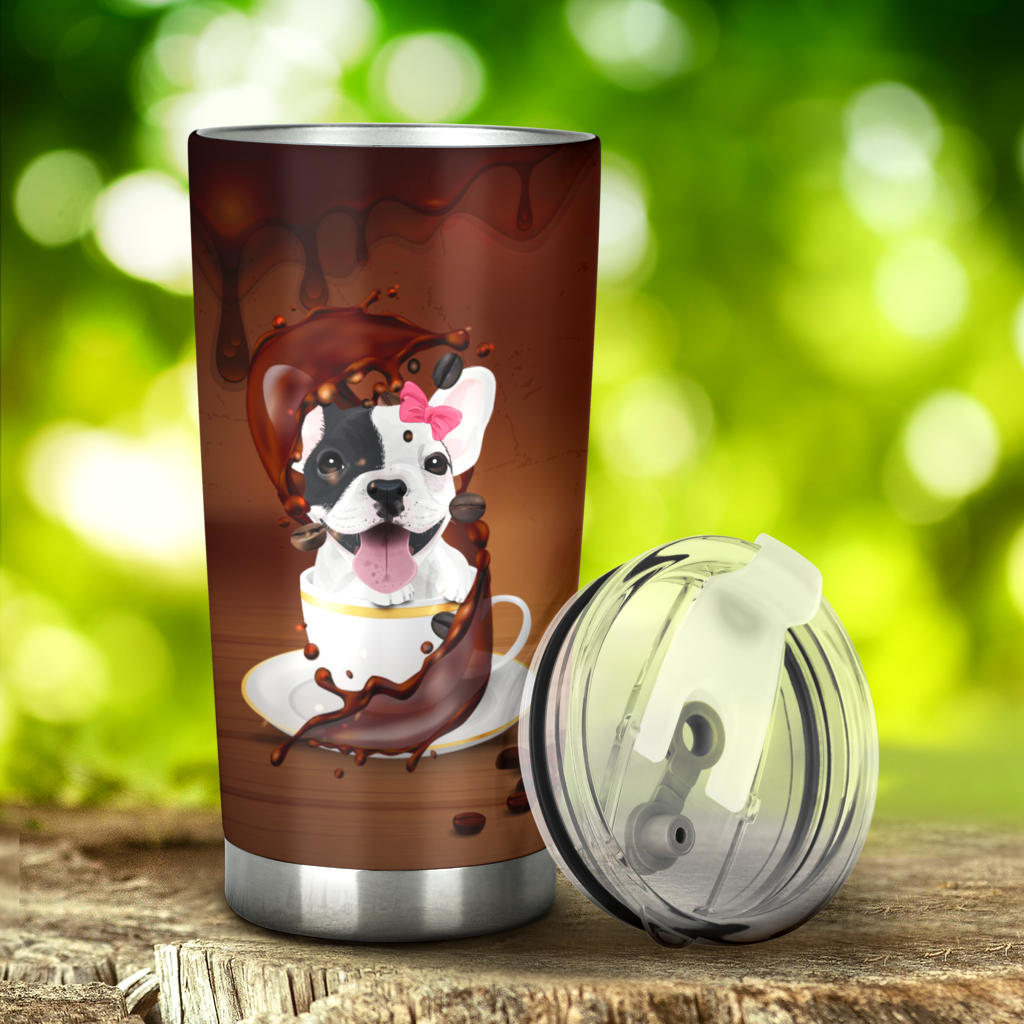 Xena - Tumbler - Frenchie Bulldog Shop