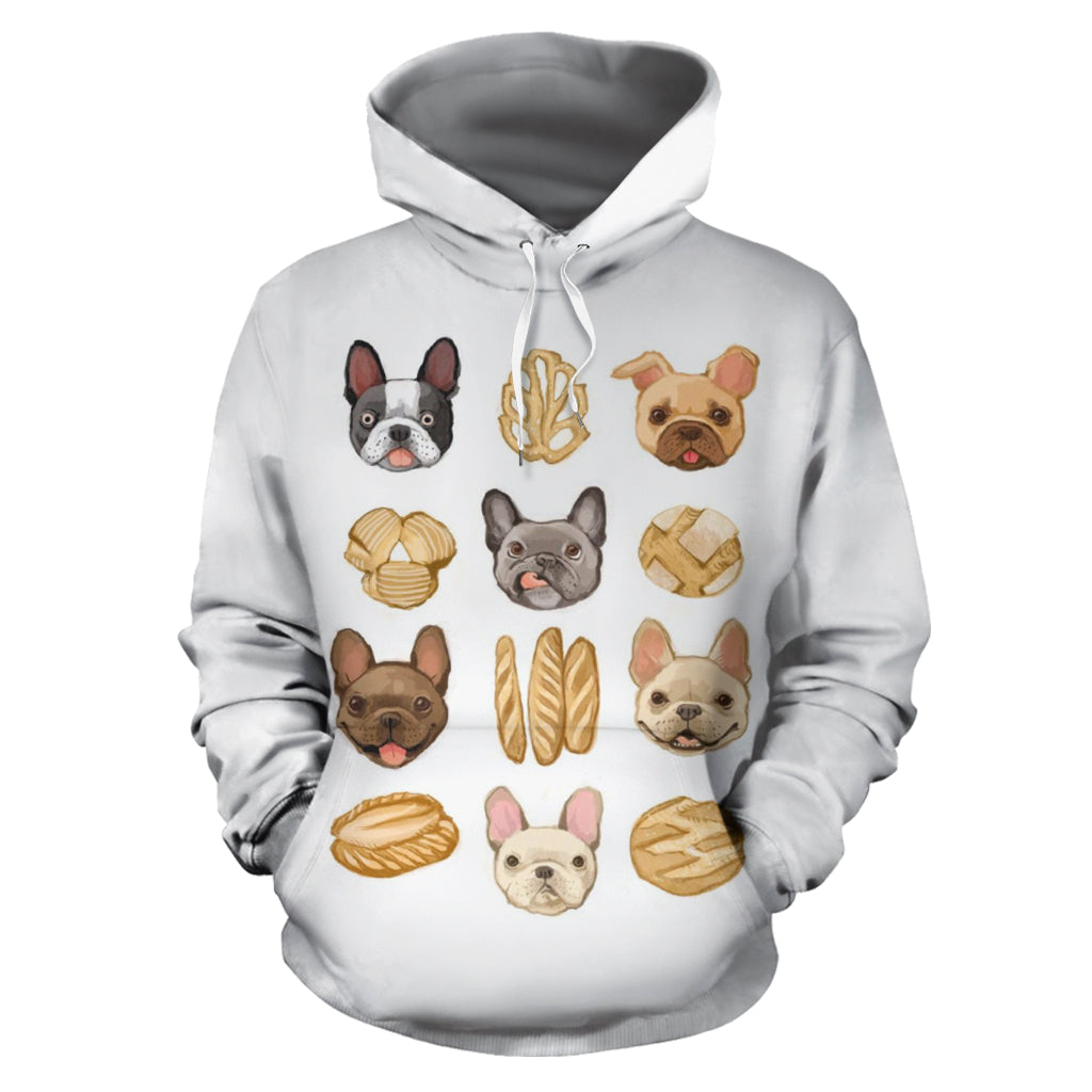 Lucy - Hoodies - Frenchie Bulldog Shop