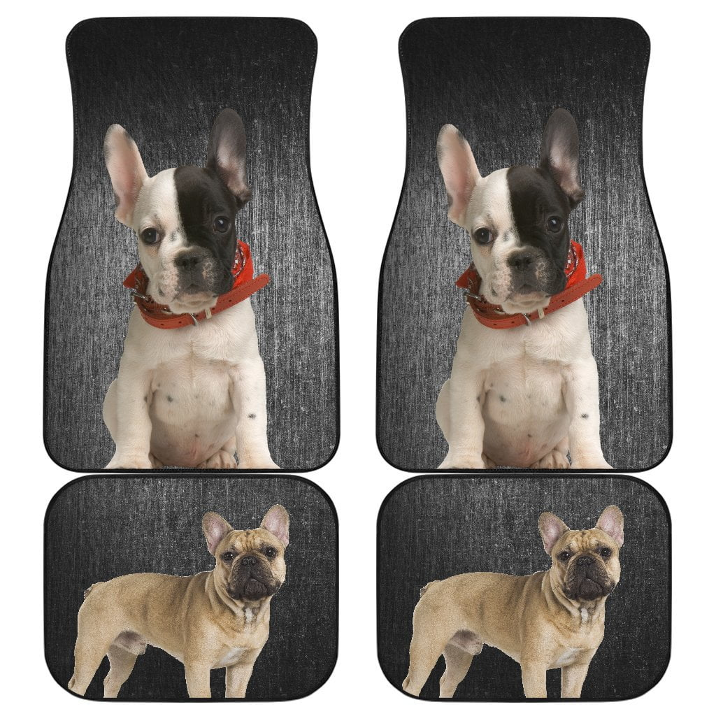 French Buldog Floor Mat - frenchie Shop