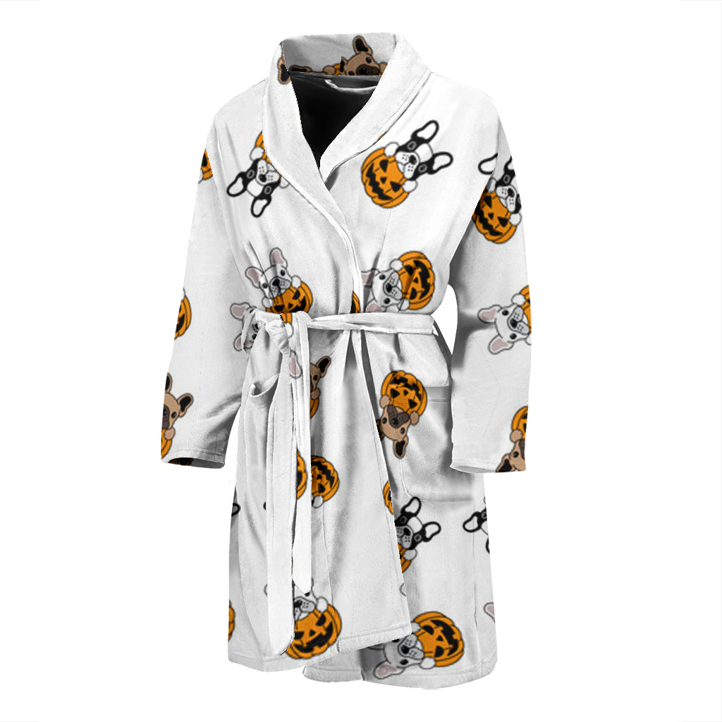 Cooper - Bathrobe Men - Frenchie Bulldog Shop