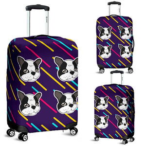 French Bulldog in Stripe Laser Colorful - frenchie Shop