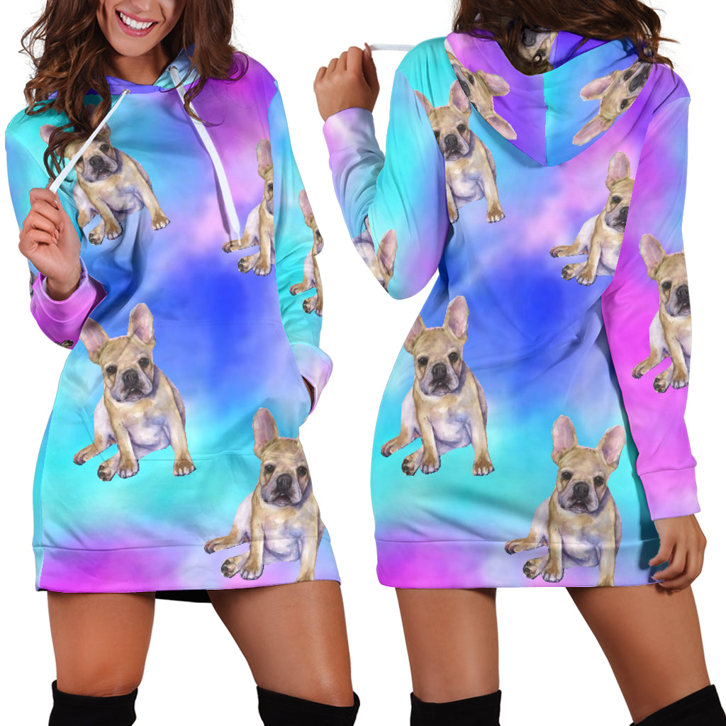 My frenchie - French Bulldog Women Hoodies - frenchie Shop