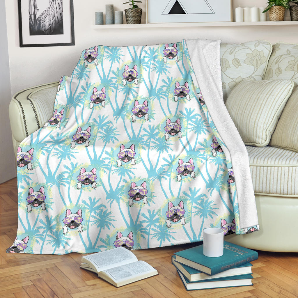 Benny French Bulldog Blanket - Frenchie Bulldog Shop