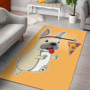 Rusty - Rug - Frenchie Bulldog Shop