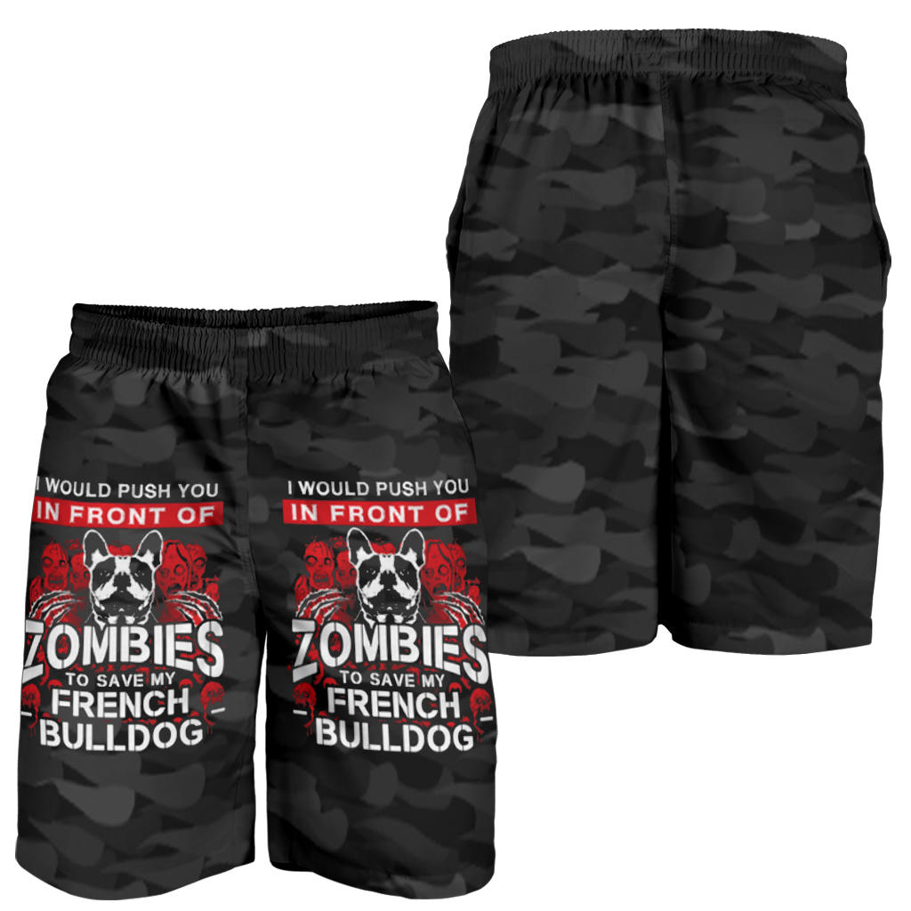 Max - Shorts - Frenchie Bulldog Shop