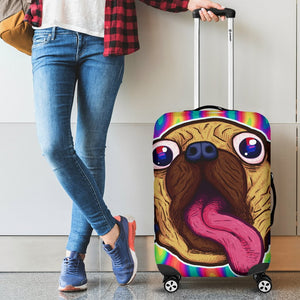 My Lovely Pug - Luggage Covers - Frenchie Bulldog Shop