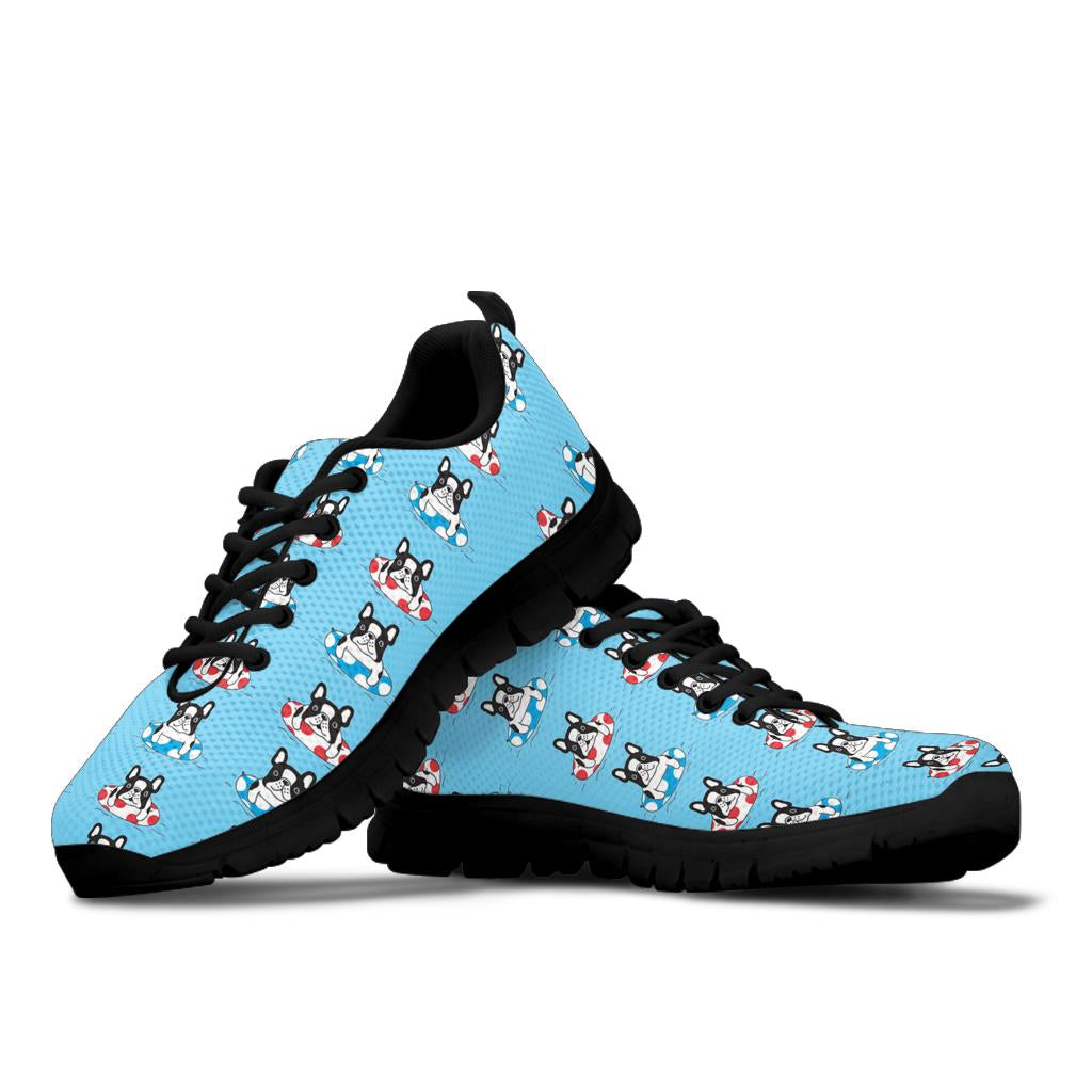 Billy French Bulldog Sneakers - Frenchie Bulldog Shop