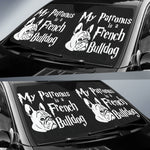 Rosie - Auto Sun Shades - Frenchie Bulldog Shop