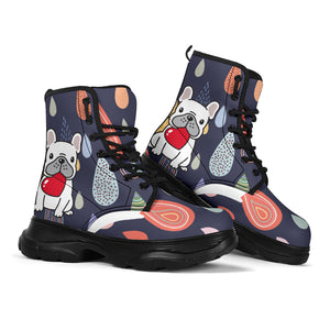 Shawn-Chunky boots - Frenchie Bulldog Shop