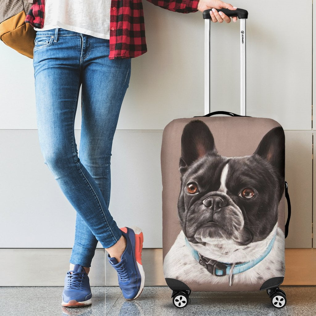 My Frenchie - Luggage Covers - frenchie Shop