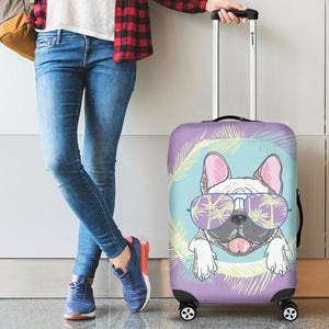 Frenchie Summer -  Luggage Covers