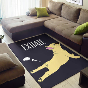 Funny Farting Frenchie - French Bulldog Rug - frenchie Shop