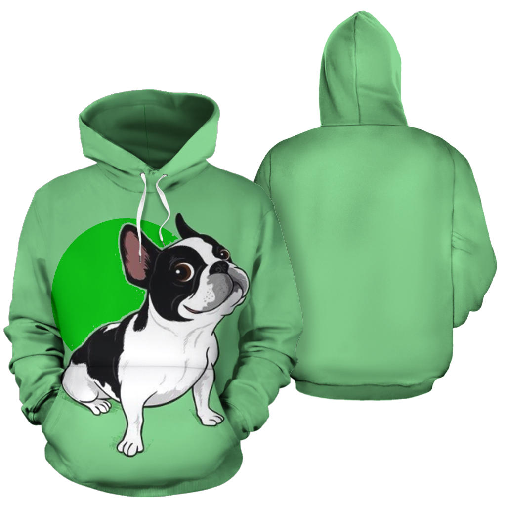 Frankie - Hoodies - Frenchie Bulldog Shop