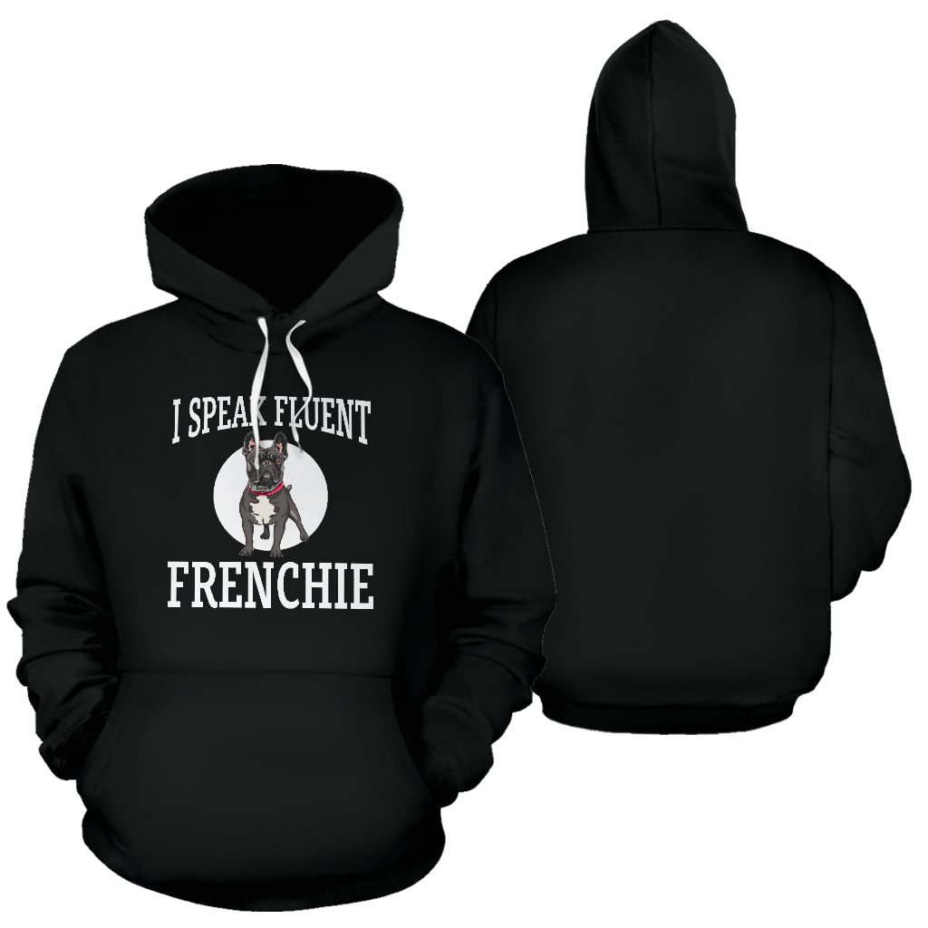 Ziggy French Bulldog Hoodie - Frenchie Bulldog Shop