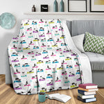 Molly French Bulldog Blanket - Frenchie Bulldog Shop