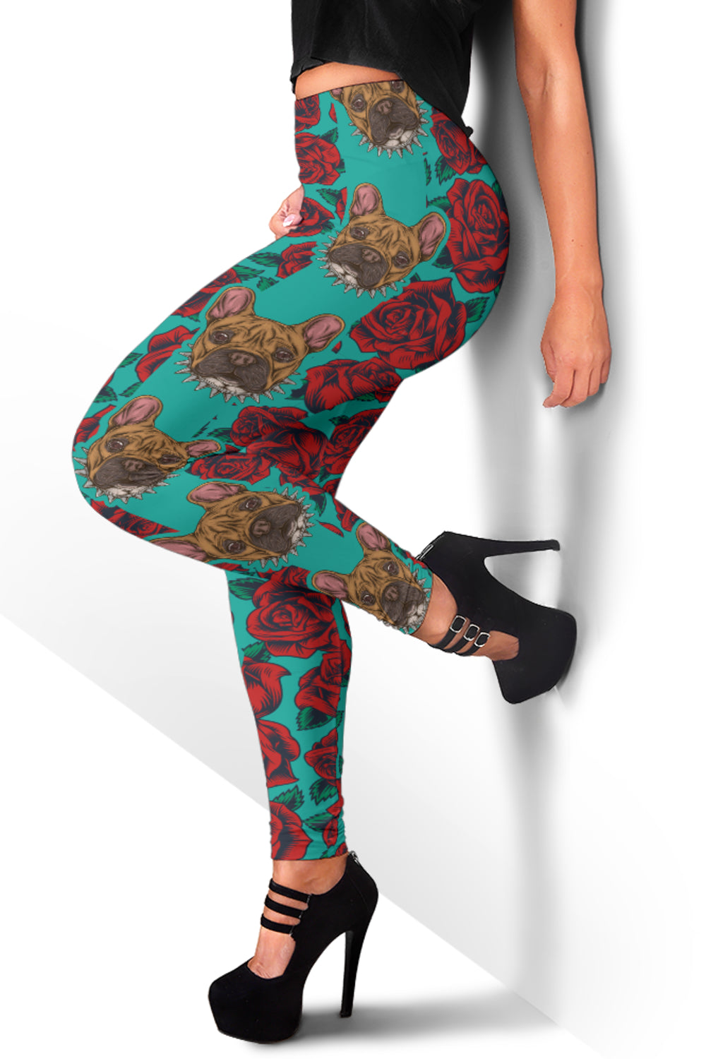 Nyx - Leggings - Frenchie Bulldog Shop