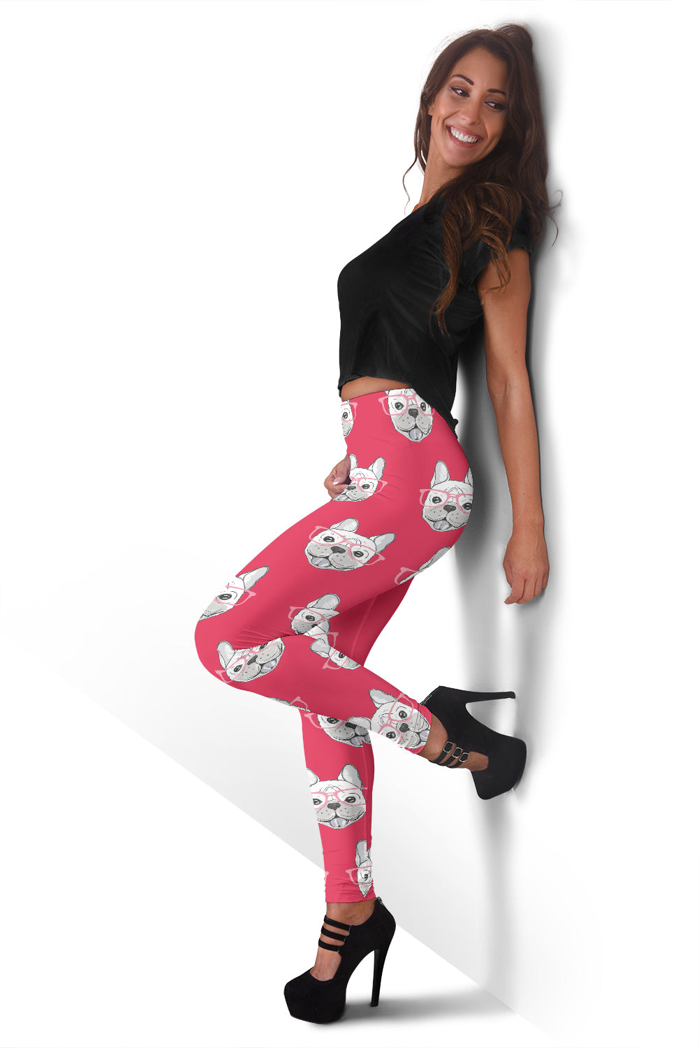 Molly - Leggings - Frenchie Bulldog Shop