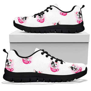 Luna French Bulldog Sneakers - Frenchie Bulldog Shop