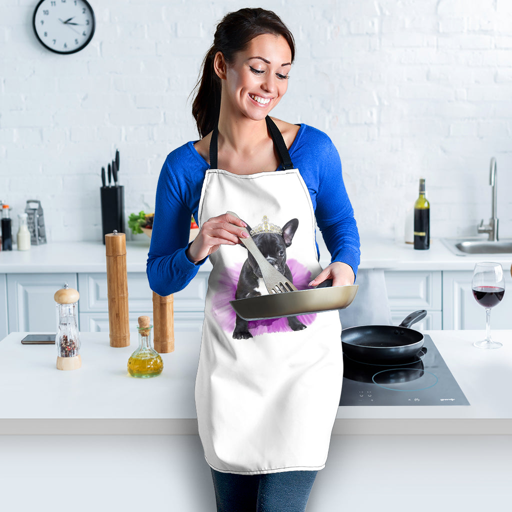 Ellie - Apron - Frenchie Bulldog Shop