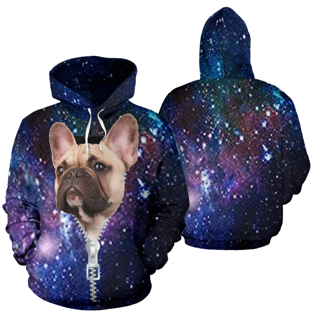 Funny Frenchie - French Bulldog Hoodie - frenchie Shop