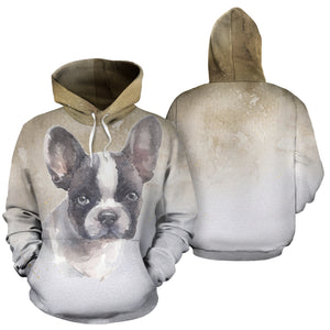 Oliver Frenchie French Bulldog - Hoodie - Frenchie Bulldog Shop