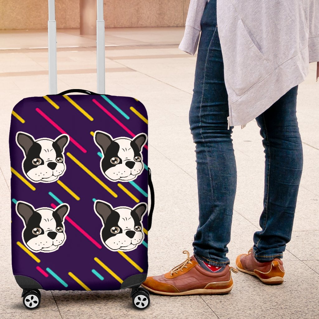 Hugo - Luggage Covers - Frenchie Bulldog Shop