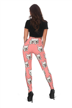 Charlie - Leggings - Frenchie Bulldog Shop