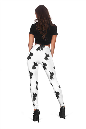 Buddy - Leggings - Frenchie Bulldog Shop
