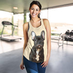 Custom Tank Top for Women - Frenchie Bulldog Shop