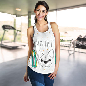 Millie - Tank Top - Frenchie Bulldog Shop