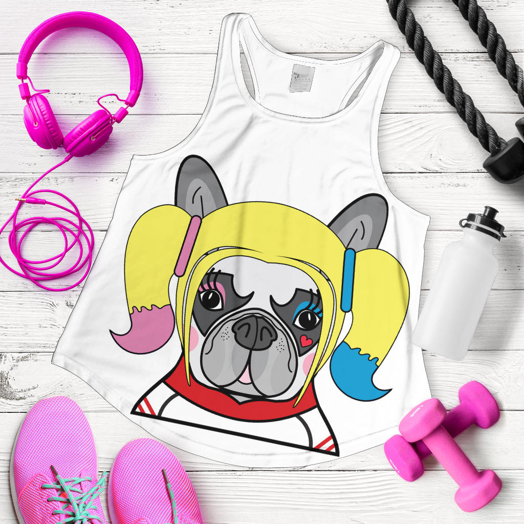 Lilly - Tank Top - Frenchie Bulldog Shop