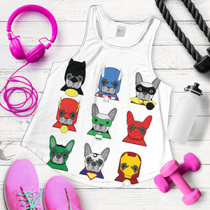 Willow - Tank Top - Frenchie Bulldog Shop