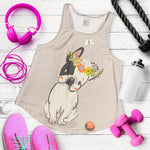 Cute Puppy Frenchie - French Bulldog Tank Top Women - frenchie Shop