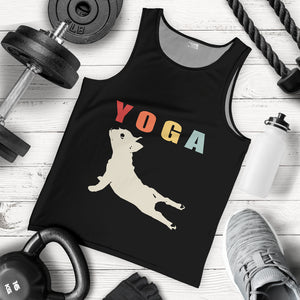 Yoga - Tank top for men - frenchie Shop