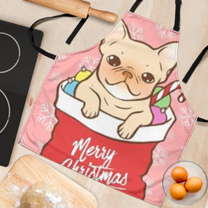 Harvey - Apron - Frenchie Bulldog Shop