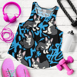 Funny Black Frenchie - French Bulldog Tank Top Women - frenchie Shop