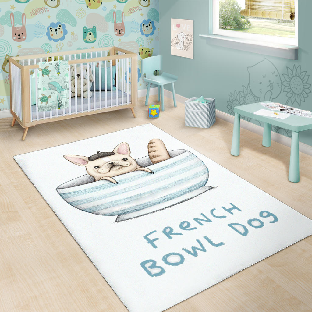 Lucky - Rug - Frenchie Bulldog Shop