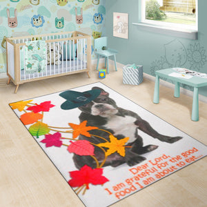 Bruce - Rug - Frenchie Bulldog Shop