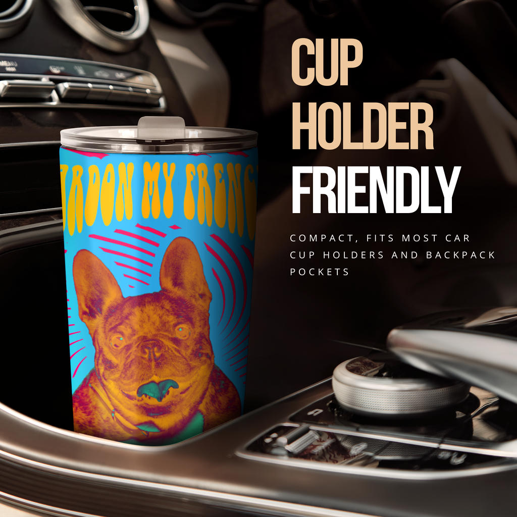 Ziggy - tumbler - Frenchie Bulldog Shop
