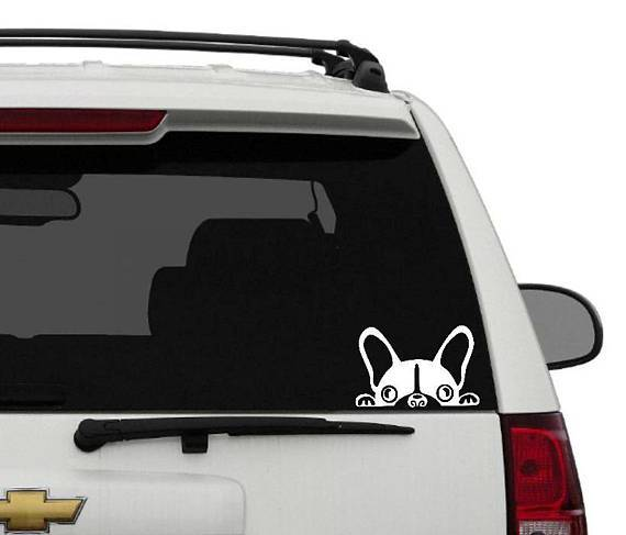 Official Frenchie Shop Sticker - frenchie Shop