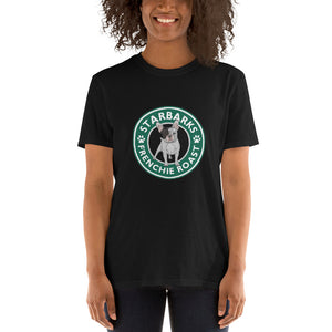 STARBARKS FRENCHIE - T-Shirt for men and women - Frenchie Bulldog Shop