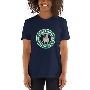 STARBARKS FRENCHIE -  T-Shirt for men and women - frenchie Shop