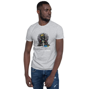 House Frenchie-Short-Sleeve Unisex T-Shirt - Frenchie Bulldog Shop