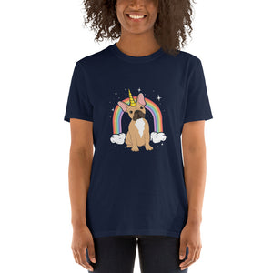 Unicorn Frenchie - T-Shirt