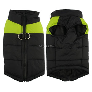 Waterproof Vest (WS20) - frenchie Shop